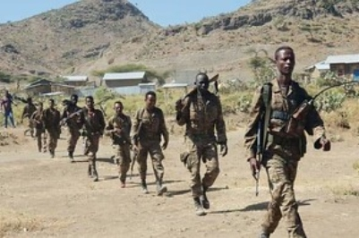 How should peace and stability be restored in Ethiopia?