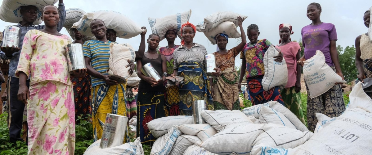Has foreign aid crippled or benefited Africa?