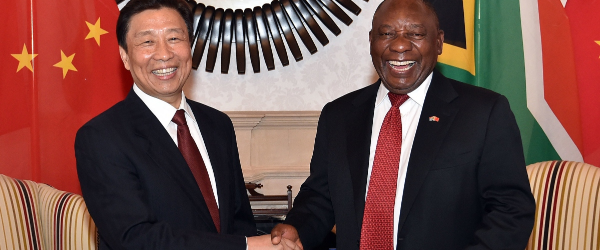 Should African governments welcome Chinese investment?